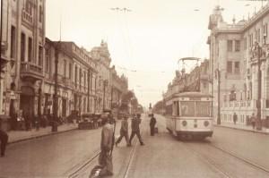 Tranvía Calle Lima