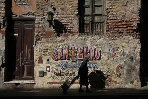 El barrio donde nació Buenos Aires.