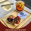 PROMO! Vermouth + Montaditos