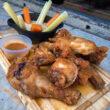 Buffalo Chicken Wings   La Cocina de Todo Mundo!